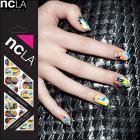 ネイルシール/ネイルラップ/簡単にネイルアートが楽しめるネイルシール(ボリュームアップ!)【ncLA/エヌシーエルエー】