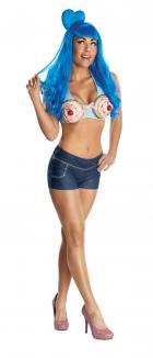 【ルビーズコスチューム★(Rubies Costume)】LAセレブ♪【ケイティー★ペリー】のカリフォルニアガールズコスチューム♪