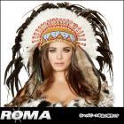 とってもゴージャス☆インディアンのヘッドドレス☆単品【ローマコスチューム/ハロウィン】
