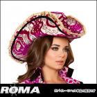 海賊/パイレーツ/ハット/帽子 プレシャス パイレーツハット 【ローマコスチューム/Roma Costume】