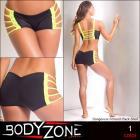 ショーツ/スポーツウェア/ショートパンツ/健康的セクシー☆フィットネスショーツ/【Body Zone/ボディーゾーン】
