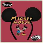 DISNEY ミッキーマウス ヘッドバンド byElope