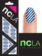 ネイルシール/ネイルラップ/爪に貼るだけで簡単に本格的ネイルアートが楽しめるネイルシール(キャンディ)【ncLA/エヌシーエルエー】