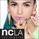 ネイルシール/ネイルラップ/爪に貼るだけで簡単に本格的ネイルアートが楽しめるネイルシール(ピンク)【ncLA/エヌシーエルエー】