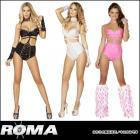 【Roma Costume/ローマコスチューム】モノキニ/ビキニ/ラインストーンがきらめく☆ゴージャスモノキニ(単品)【全3色】
