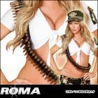 ミリタリーバレットバンドリアー 【ローマコスチューム/Roma Costume】 ミリタリー/軍服/アーミー/迷彩