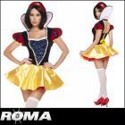 【Roma costume/ローマ コスチューム】白雪姫/ミニドレス/コスチューム/snowwhite/プリンセス