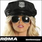 ポリス/警官 ポリスオフィサーサングラス 【ローマコスチューム/Roma Costume】